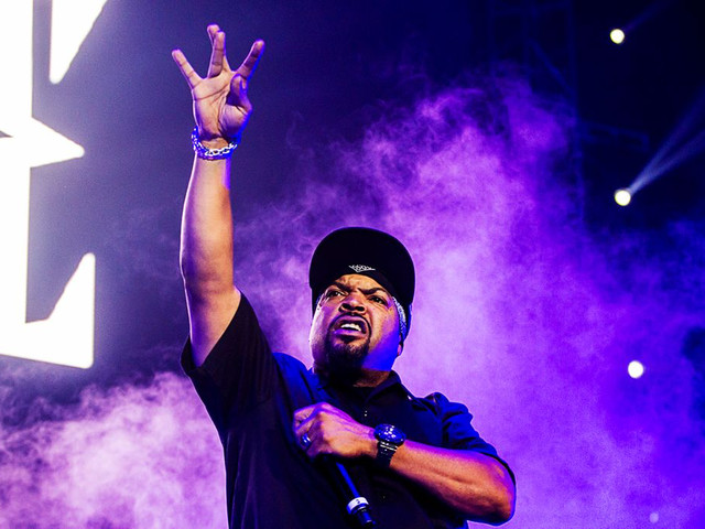 "Ice Cube Funks Us With ""That New Funkadelic"""