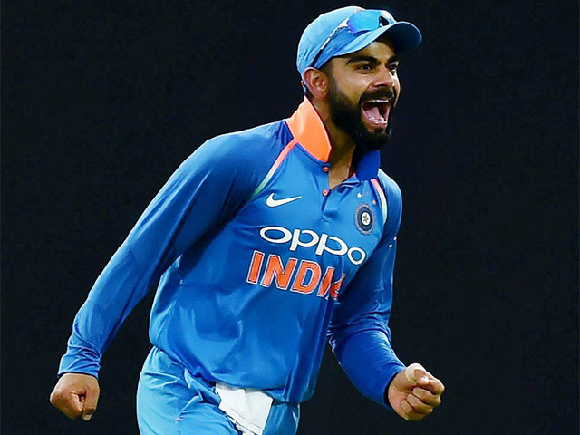 Virat Kohli urges high-flying India to be 'ruthless'