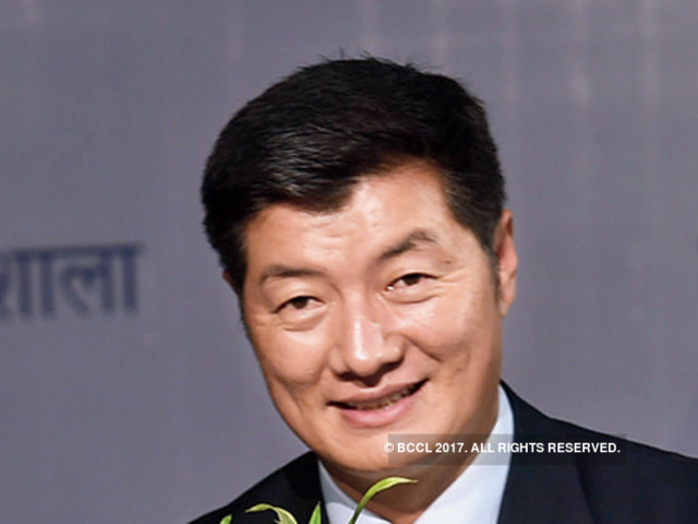 Treat Tibet as 'core issue', Tibetan govt-in-exile president to India