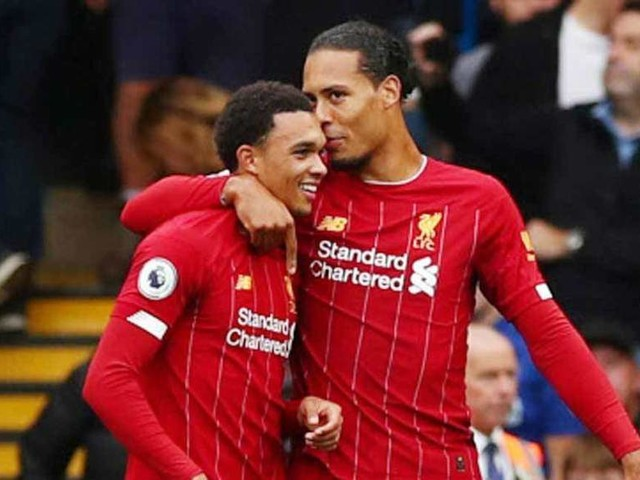 EPL: Liverpool down Chelsea 2-1 to extend perfect start