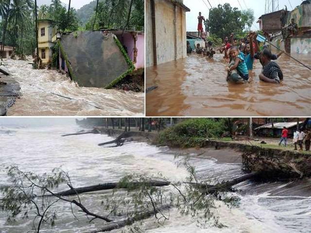 देशभर में बारिश व बाढ़ से अबतक 774 की मौत, 16 राज्यों में अलर्ट जारी