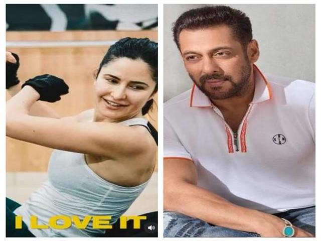 Katrina Kaif और सलमान खान ने शुरू की टाइगर 3 की तैयारियां, शेयर की वर्कआउट वीडियो