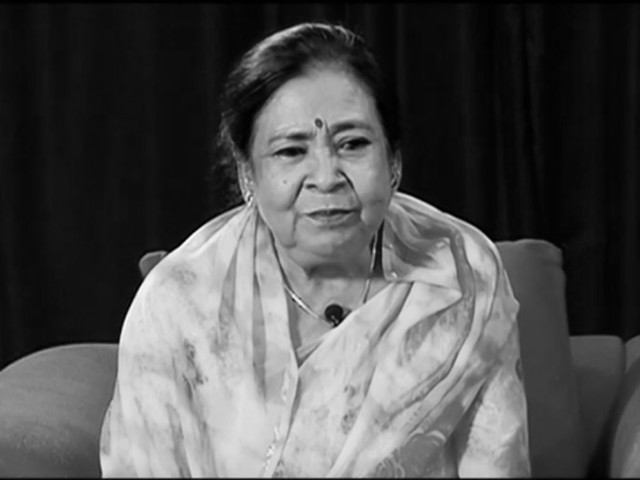 Veteran actress Subhadra Adhikari no more