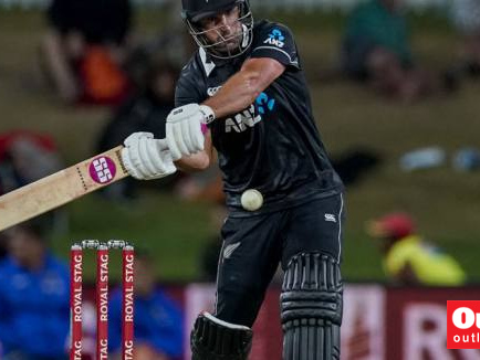 3rd ODI: New Zealand Complete 3-0 Whitewash Of India