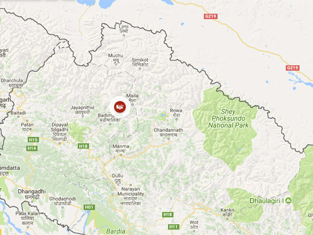Four killed, four injured, one missing in Bajura jeep accident