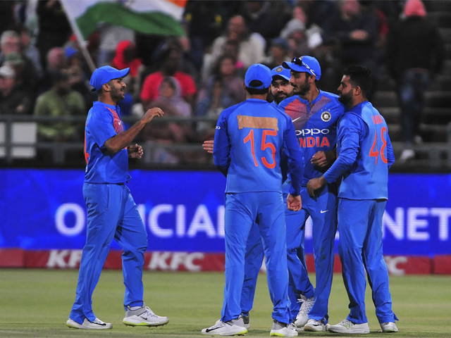 3rd T20I: India beat South Africa by seven runs to win series 2-1