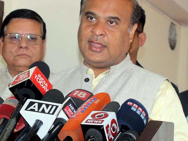 Mizoram's FIR against me childish: Assam CM Sarma