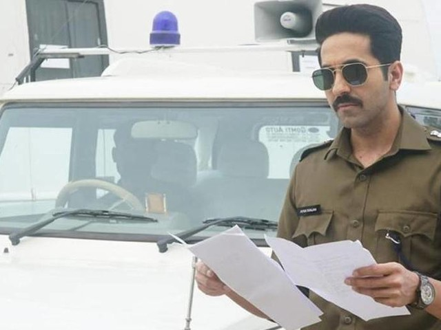 Ayushmann Khurranaâs Article 15 teaser to release on this date