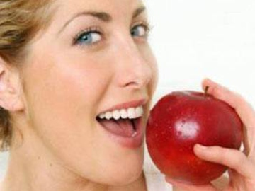 An apple a day may not really keep the doctor away