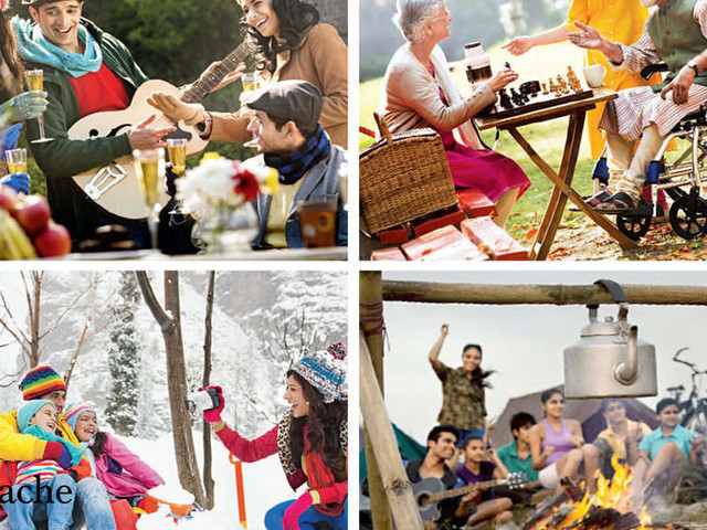 Gulmarg or Madikeri: Enjoy a family vacation in India's resort towns