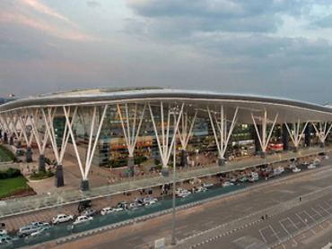 बेंगलुरु व हैदराबाद एयरपोर्ट दुनिया में सबसे तेज विकास करने वाले एयरपोर्ट में शामिल