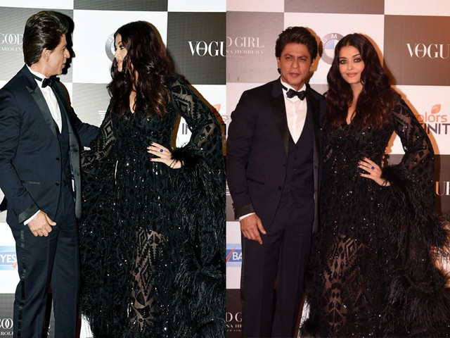 SRK and Ash reunite post 'Ae Dil Hai Mushkil'