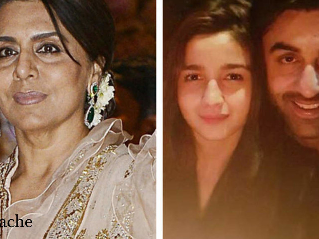 Mum Neetu loves Alia Bhatt's latest picture by Ranbir Kapoor