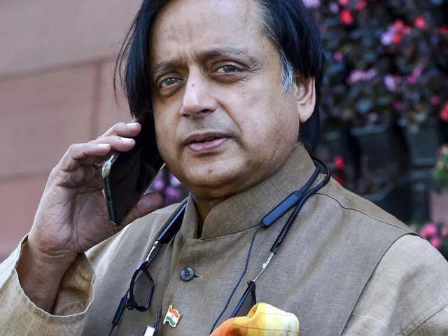 Shashi Tharoor credits govt for 100-crore COVID vaccine milestone; Pawan Khera says 'insult' to families who suffered 'mismangement'