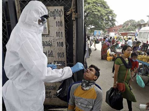 COVID-19: India records single-day rise of 41,831 new cases, 541 deaths