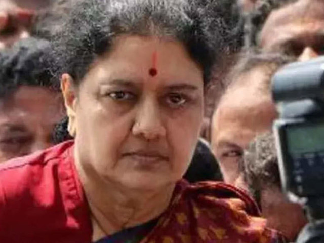 Expelled AIADMK leader Sasikala tests positive for COVID-19; stable: Hospital