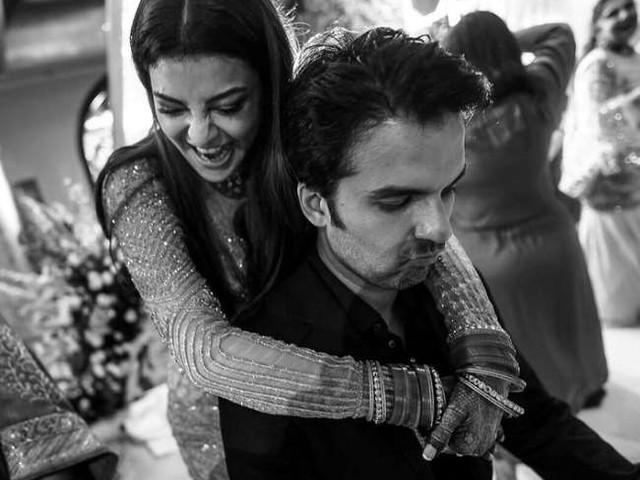 Kajal Aggarwal ने शादी को एक महीना पूरा होने पर शेयर कीं अनदेखी तस्वीरें, गौतम किचलू संग कर रहीं जमकर मस्ती