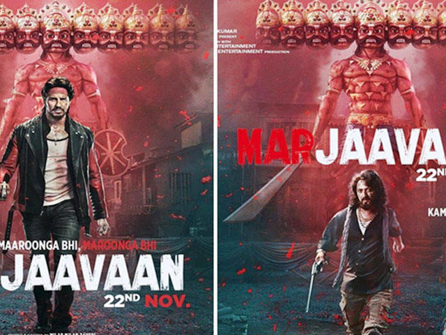 Sidharth Malhotras Marjaavaan to release on this date