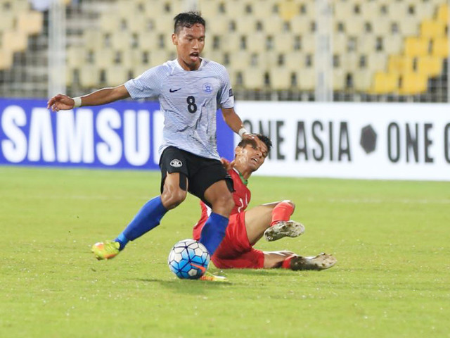 Players choose Amarjit to lead India in FIFA U-17 World Cup