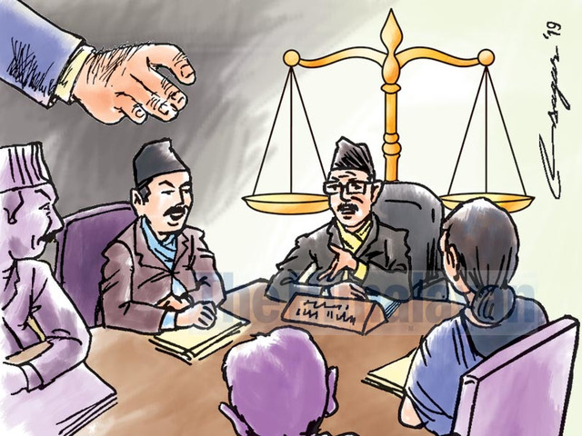 Transitional justice in jeopardy: Keep aside vested interests