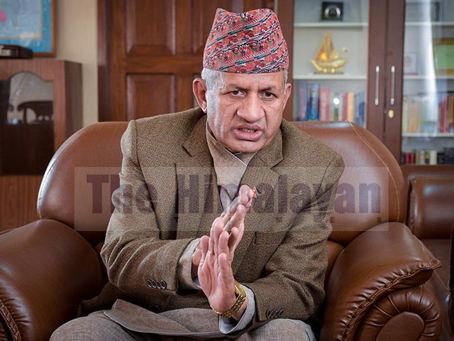 No military component in MCC: Gyawali