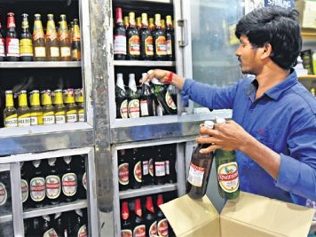 Premium liquor goes off shelves in Hyderabad