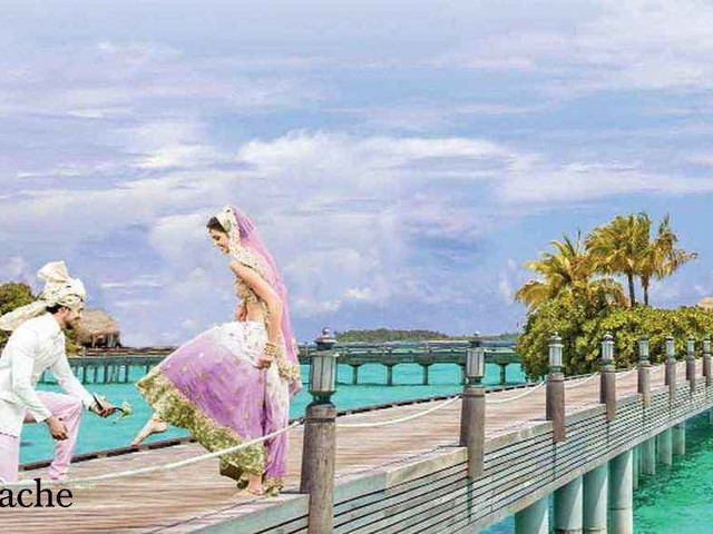 Japan, Turkey or Russia: Top international destinations to say 'I do'