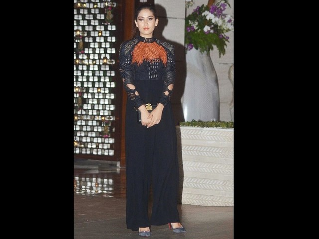 Mira Rajput puts forth her ravishing look at Isha Ambani's star-studded party​