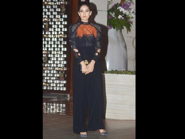 Mira Rajput puts forth her ravishing look at Isha Ambani's star-studded party