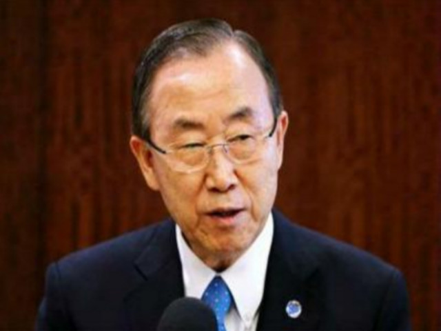 No turning back on climate change pact: Ban Ki-moon