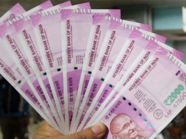 Rupee recovers losses, up by 19 paise against US dollar