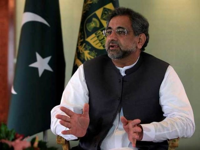 Pakistan PM complains to US about greater role for India in Afghanistan