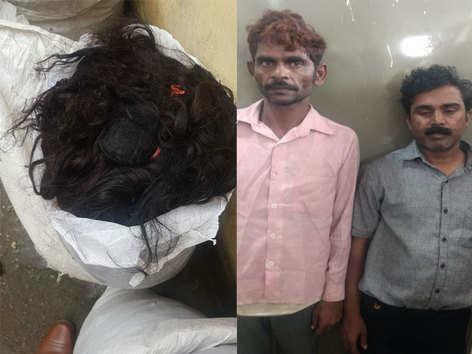 दिल्ली: चोरों ने क्यों डाला सिर के बालों पर डाका?