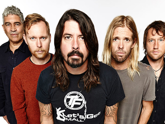 Foo Fighters Have A New Album On It's Way This Fall