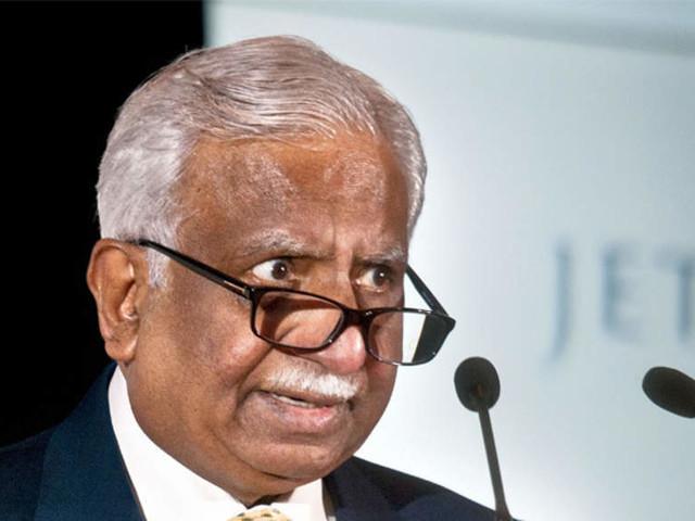 ED searches Jet founder Naresh Goyal's premises