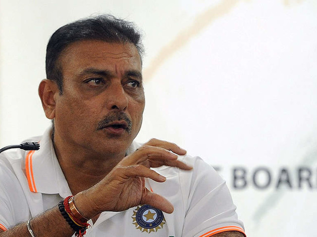 No more chopping and changing, says Ravi Shastri