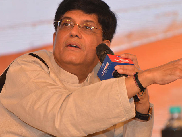 Good economics makes for good politics too: Piyush Goyal