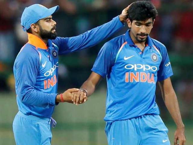 कोहली, बुमराह आईसीसी रैंकिंग में शीर्ष पर