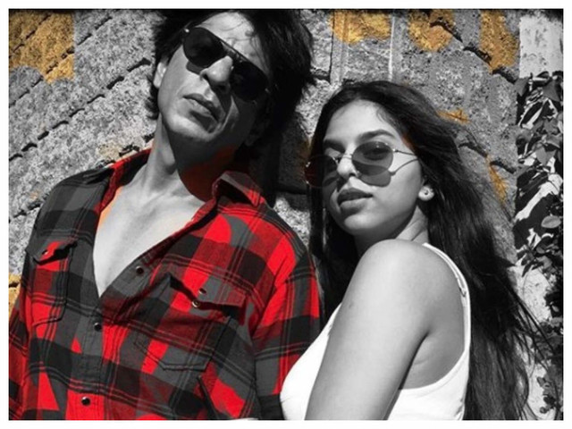 SRK warns Suhana about guys like his characters