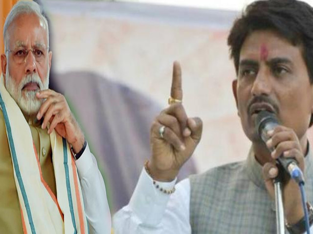 अल्पेश ने PM पर बोला हमला , कहा – मोदी चार लाख के मशरूम खाकर हुए लाल