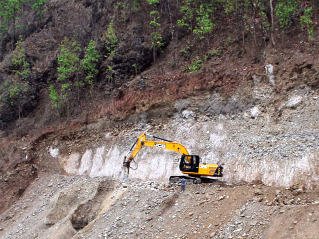 Jajarkot's rural municipality prohibits dozers for small-scale road projects