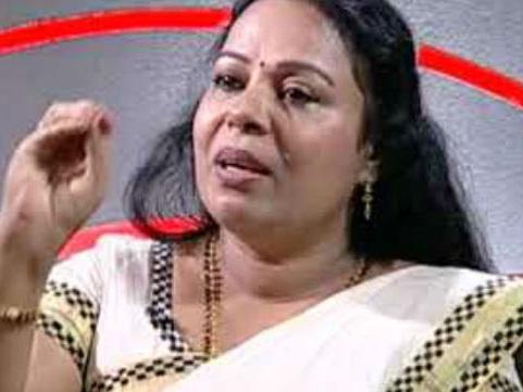 ശോഭനാ ജോര്ജ് ഖാദി ബോര്ഡ് വൈസ് ചെയര്പേഴ്സണ് സ്ഥാനം രാജിവച്ചു