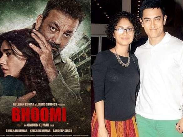 'भूमि' में संजय दत्त की इस 'बेटी' का आमिर ख़ान से है ये ख़ास रिश्ता