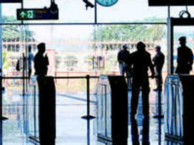 Airports on high alert after hijack threat