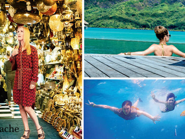 Planning an all-girls trip? Soak in some culture-rich experiences