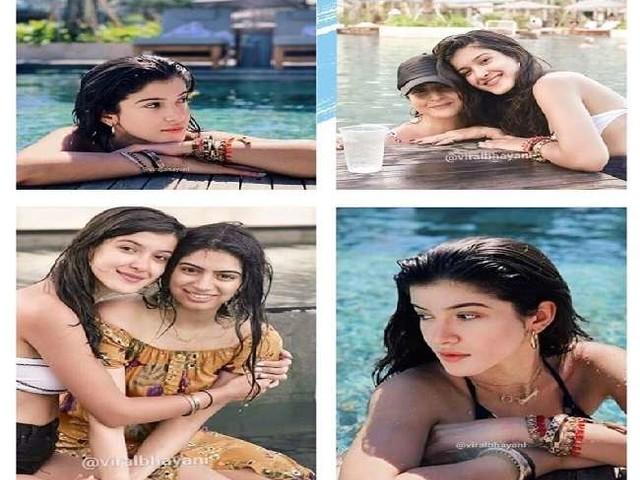 Janhvi Kapoor के बाद अब Shanaya Kapoor का होगा बॉलीवुड डेब्यू, Karan Johar कर सकते है लांच