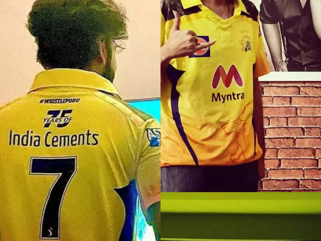 CSK match-day moments of namma celebs