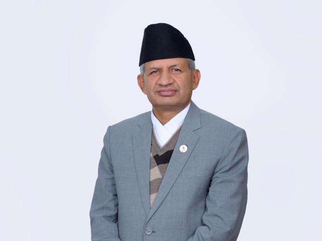 Minister Gyawali attends meeting of landlocked developing countries