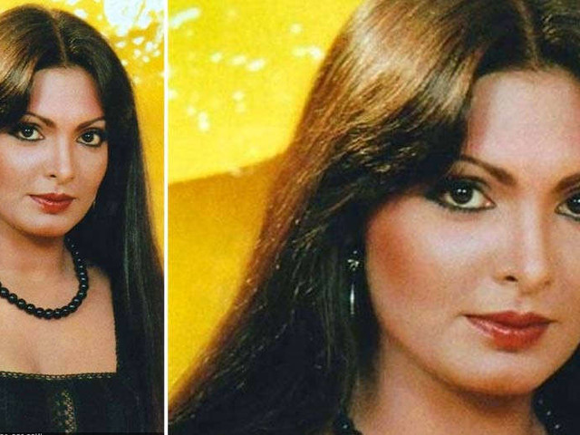 A web series to be made on the life of Parveen Babi