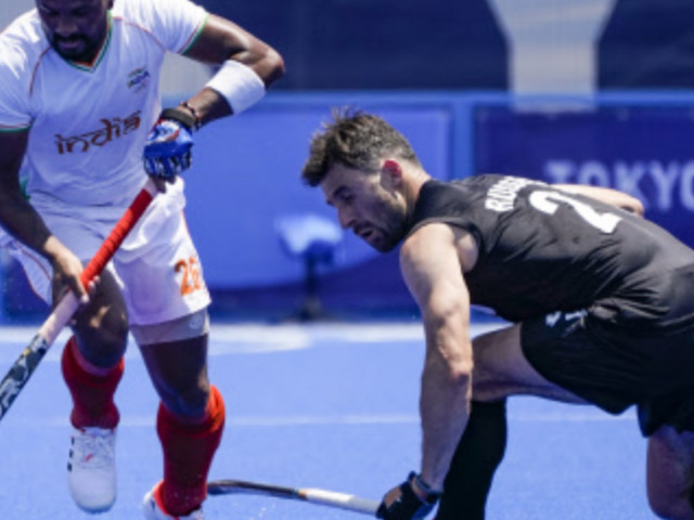 India beat New Zealand 3-2 to open hockey campaign positively in Olympics